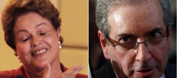 Eduardo Cunha: o pesadelo de Dilma Rousseff.