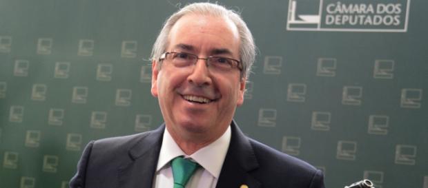 Eduardo Cunha presidente da Câmara
