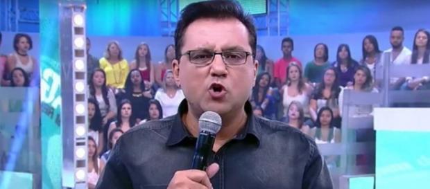 Geraldo Luis - Foto/Reprodução: TV Record