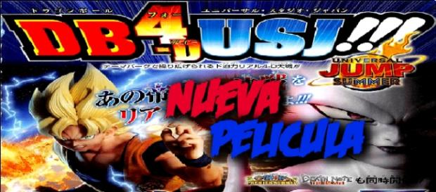 Goku vs Freezer nueva película