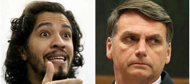 Jean cuspiu em Bolsonaro durante votação do impeachment