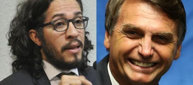 Socialista não gosta de Bolsonaro e nunca escondeu seu posicionamento