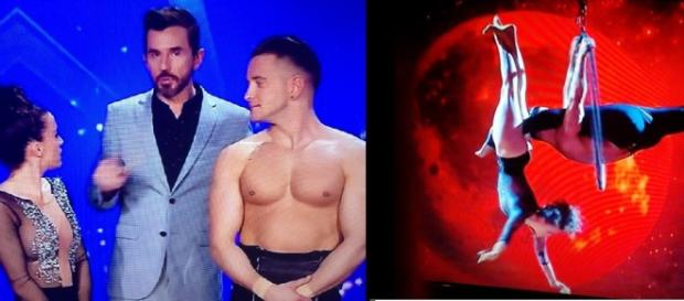 Marco. finalista de Got Talent, fue actor porno