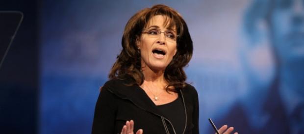 Sarah Palin, creative commons via Flickr