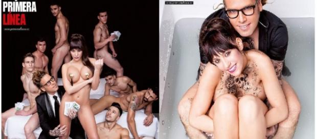 Steisy, desnuda antes de ir a Supervivientes