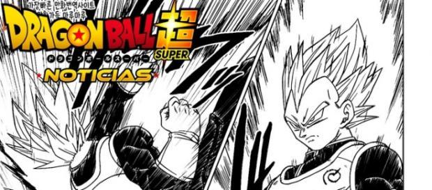 Vegeta vs Frost una pelea mas interesante que el anime