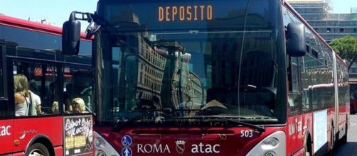 8 aprile 2016: sciopero mezzi pubblici a Roma, personale Atac