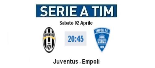 Live testuale di Juventus-Empoli