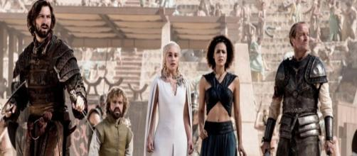 Novela será inspirada em Game Of Thrones