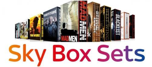 Sky Box Sets, novità mese di aprile 2016