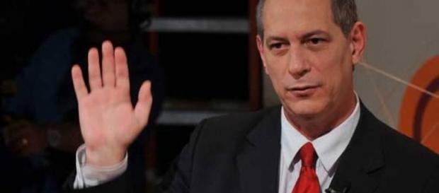 Ciro Gomes é pré-candidato a presidência pelo PDT