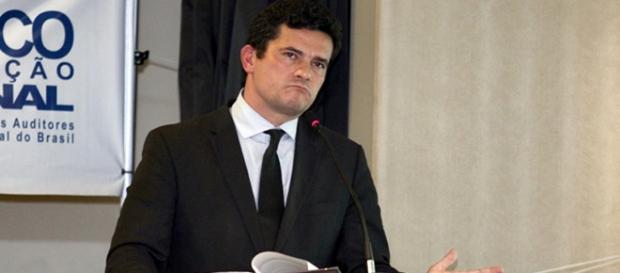 "O juiz da ""Lava Jato"" Sérgio Moro"