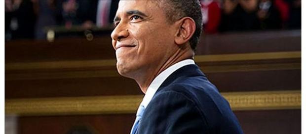 Obama preocupado com possível arma nuclear do EI