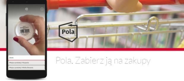 """""""Pola"""" - aplikacja wspierająca patriotyzm gospodarczy"""