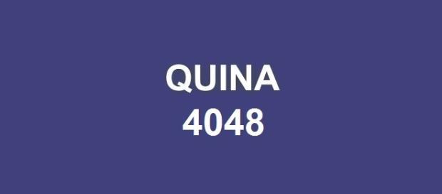 Publicadas os números da Quina 4048.