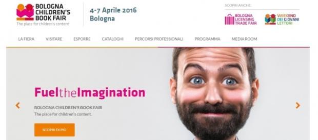 Sito ufficiale del Bologna Children's Book Fair