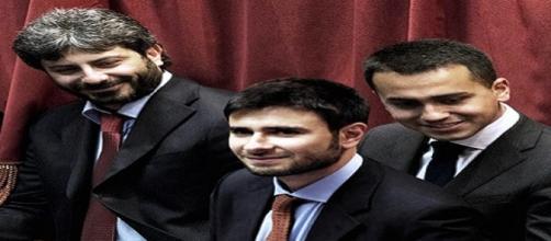 Gli attuali e futuri leader del M5S