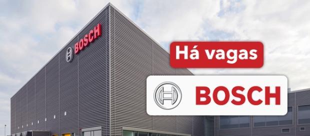 Bosch está contratando - Foto: Reprodução Dicositiganas