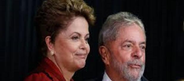 Dilma e Lula: companheiros especiais