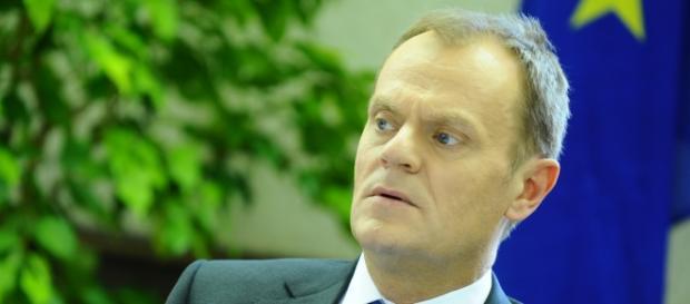 Donald Tusk wypatruje Kaczyńskiego