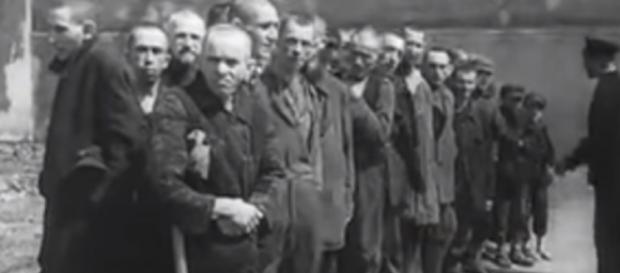 Ebrei del ghetto di Varsavia foto Youtube.com/ valdemarbaldhead