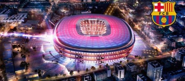 El nuevo Nou Camp Nou será uno de los mejores estadios del orbe
