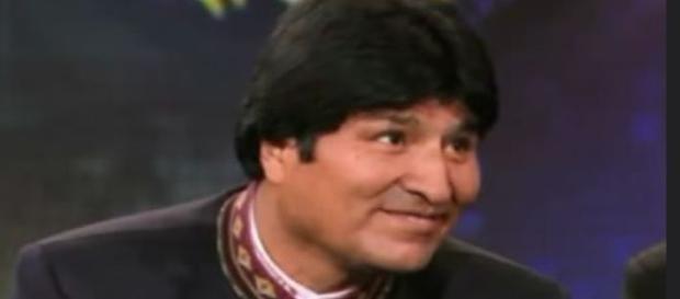 Evo Morales, presidente de Bolivia. Flickr