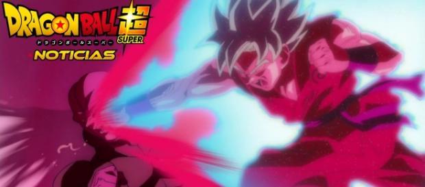 Goku vs Hit la gran pelea de la tercer saga de la serie