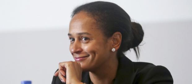Isabel dos Santos - empresária angolana
