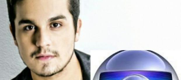 Luan Santana na Globo em especial de fim de ano