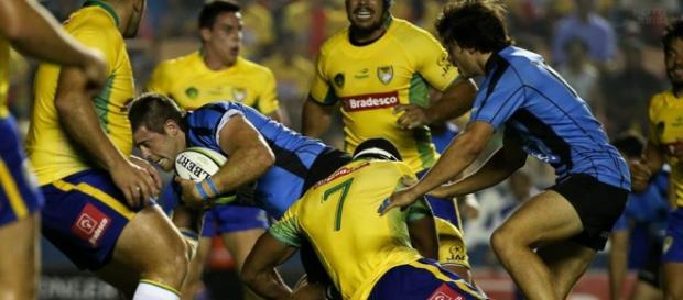 O último jogo entre os times terminou com o placar apertado de 33 a 29 para o Uruguai.