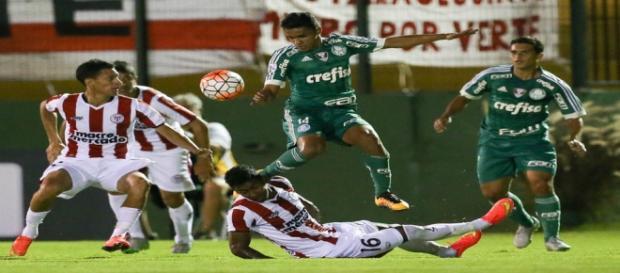 Palmeiras foi criticado pelo jornalista Luiz Ademar