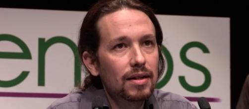 El lider de Podemos ha suscitado la polémica durante la presentación de un libro