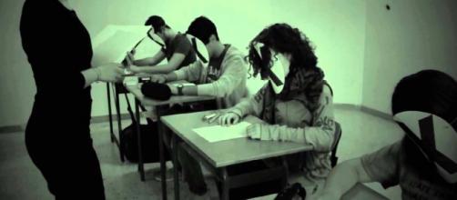 studenti contro le prove dell'INVALSI
