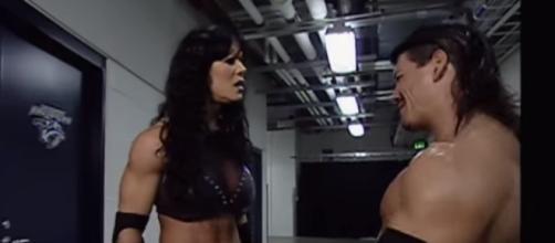 WWE legend Chyna back in her glory days