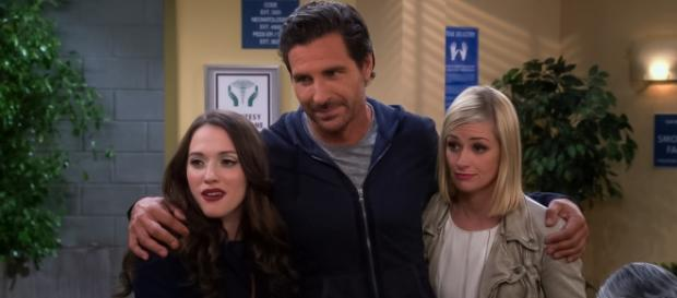 '2 Broke Girls' - 'And the Attack of the Killer Apartment' screencap via CBS