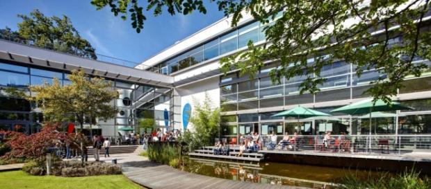 Campus da Escola de Negócios de Frankfurt