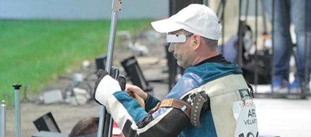 En Río de Janeiro, Rosendo Velarte alcanzó el récord mundial absoluto en la Copa del Mundo ISSF
