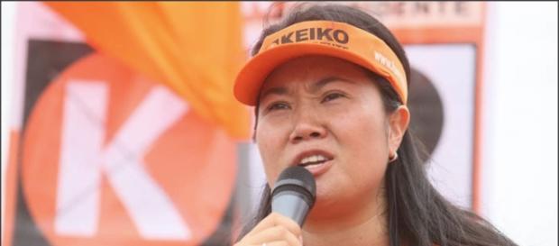 Keiko Fujimori despierta controversia