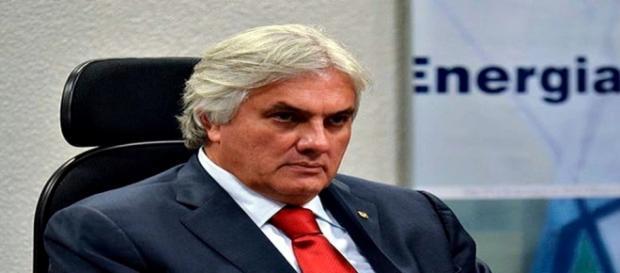 O senador Delcídio Amaral (ex-PT)