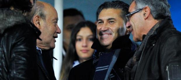 Pinto da Costa quer o jogador brasileiro Hulk