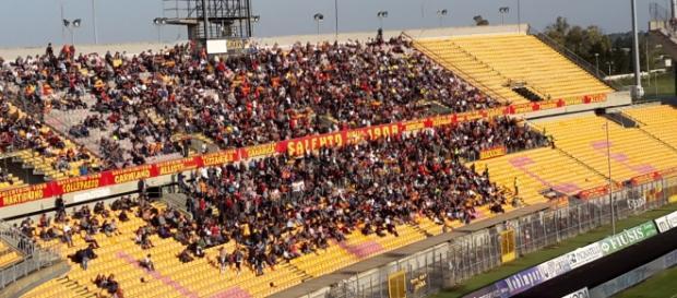 Pochi biglietti venduti a Lecce.