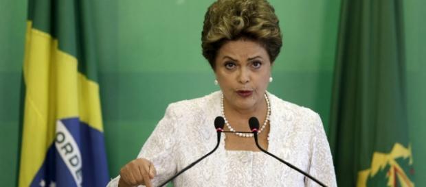 Processo de impeachment, presidente Dilma Rousseff.