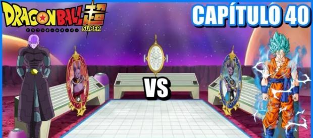 ¿Quien ganará el torneo? ¿Goku será el vencedor?