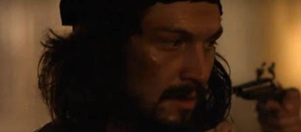 Rômulo Estrela é Gaspar em 'Liberdade, Liberdade'.