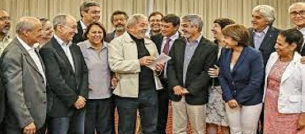 Senadores assinam investigação sobre o juiz Sergio Moro