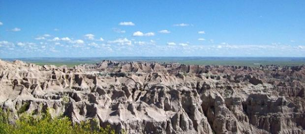 South Dakota selvaggio, la terra del popolo Lakota