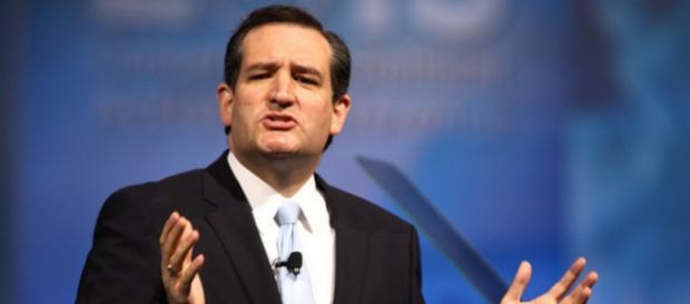 Ted Cruz, creative commons via Flickr