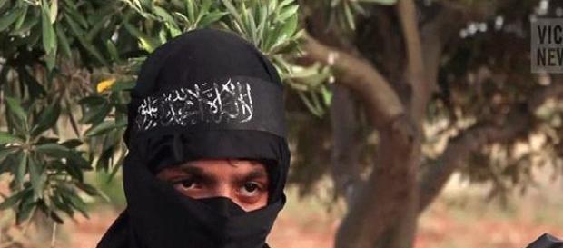 Teroriștii suportă antrenamente dure