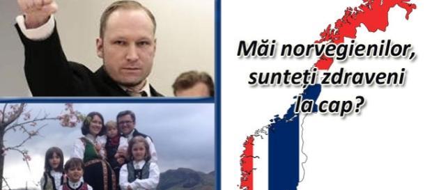 Ucigașului Breivik i s-au încălcat drepturile omului, familiei Bodnariu nu! Care sunt unitățile de măsură ale justiției din Norvegia?